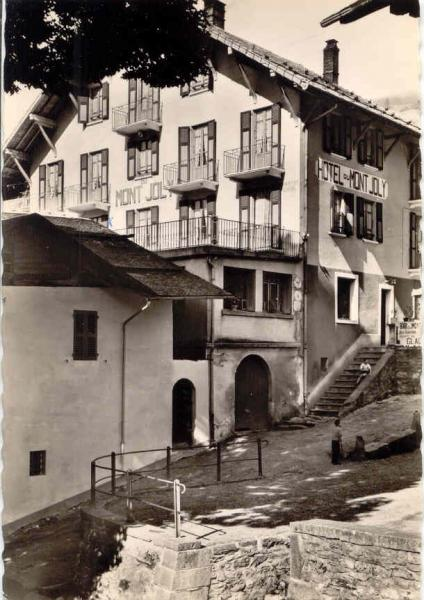Hauteluce Hotel Mont Joly