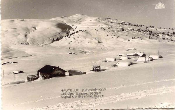 Les Saisies Mont Bisanne