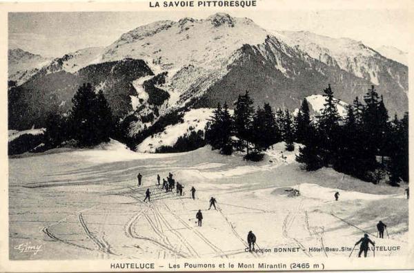 Skieurs Poumons