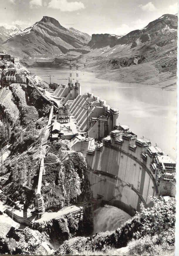Barrage mise en eau 1