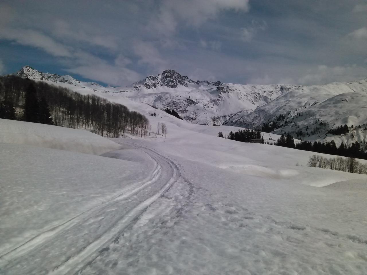 Route Col du Joly