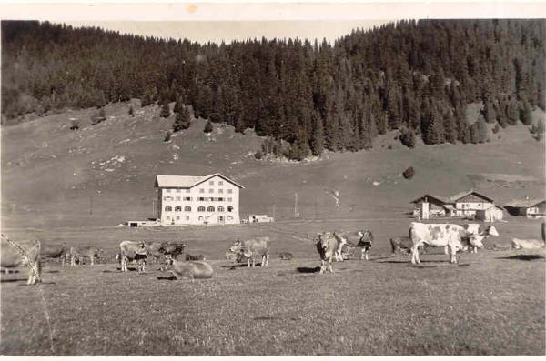 Hotel Couttet été