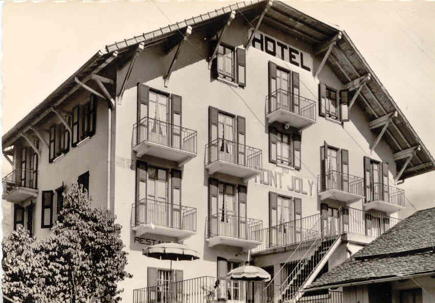 Hotel Mont Joly