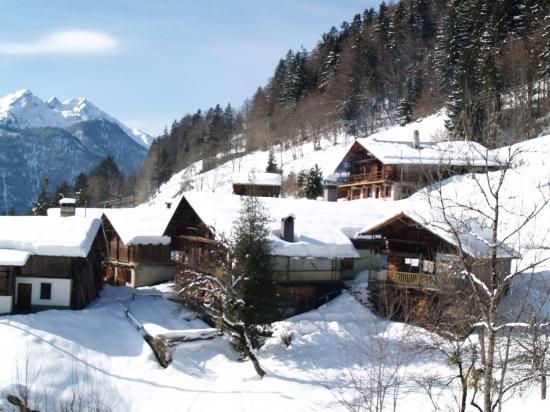 Le hameau des Côtes