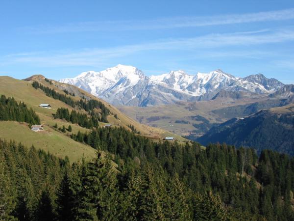 En direction du Mont Clocher